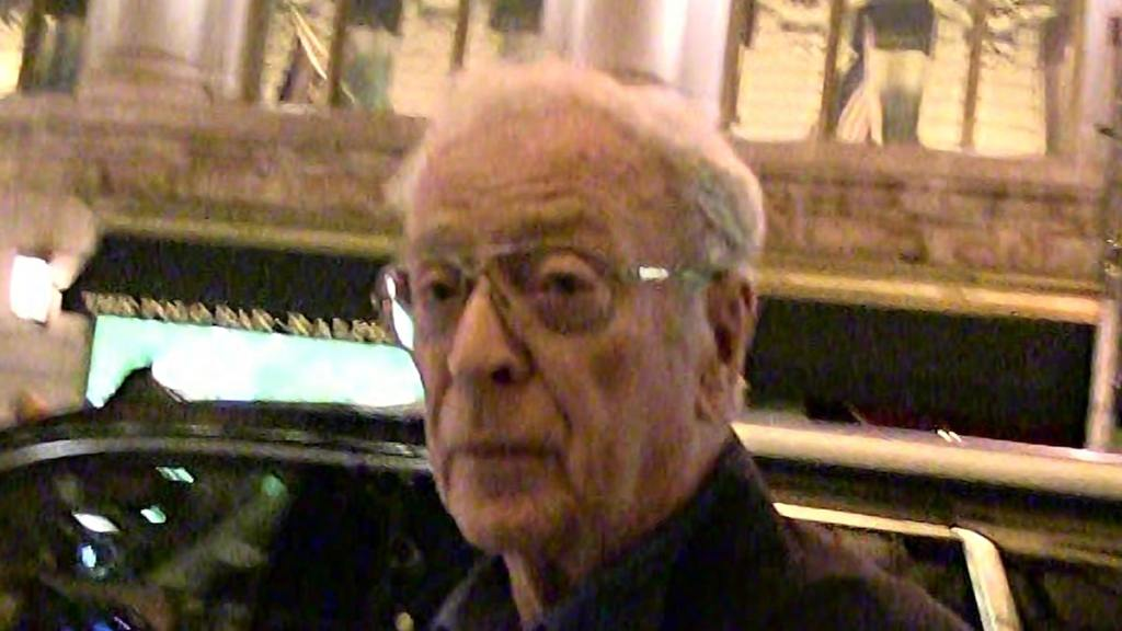 Michael Caine Clarifies He Isn't Retiring from Acting After All