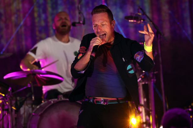 Chris Martin told he felt 12 albums would be the stopping point for Coldplay