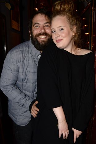 Adele and her ex, Simon Konecki, were together for seven years and married for less than one