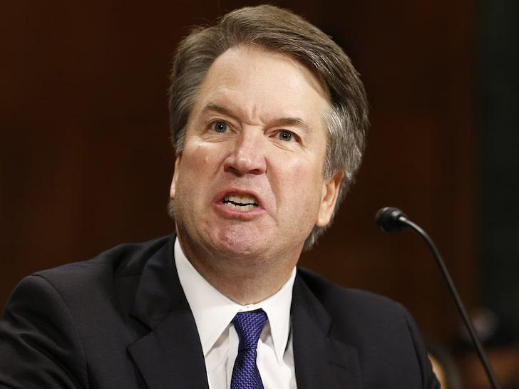 Supreme Court Justice Brett Kavanaugh Tests Positive for COVID