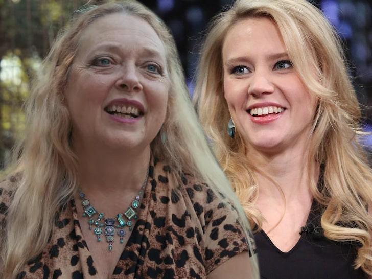 Carole Baskin Says Kate McKinnon Nailed Impersonation for Peacock Series