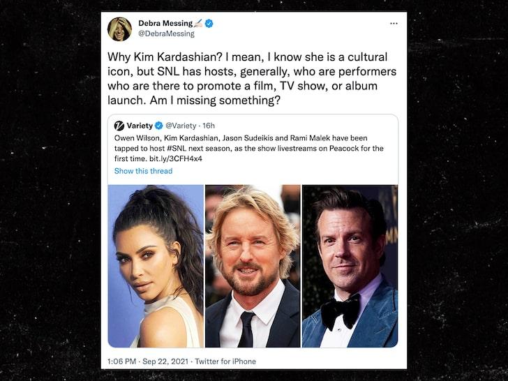 Jim Belushi's Hellish Advice to Kim Kardashian About Hosting 'SNL'