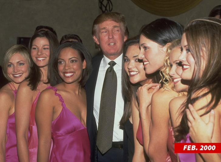 donald trump girls