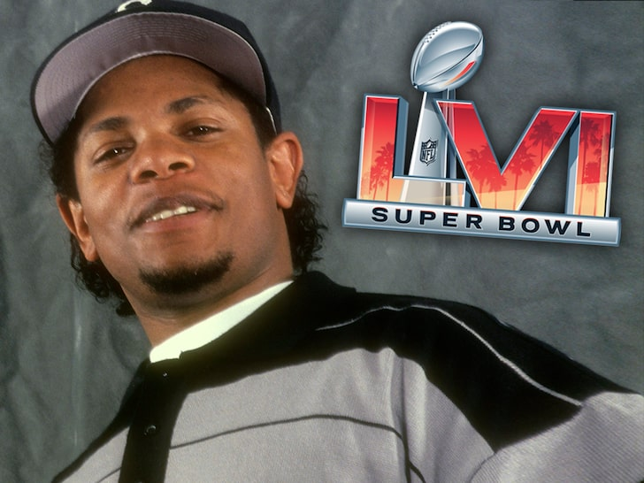 Eazy-E's Daughter Wants Shout-Out to Pops At Super Bowl Halftime Show