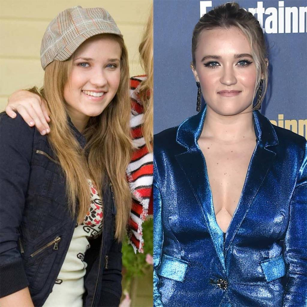 Nobody's Perfect: Emily Osment Reveals She's Never Seen Hannah Montana