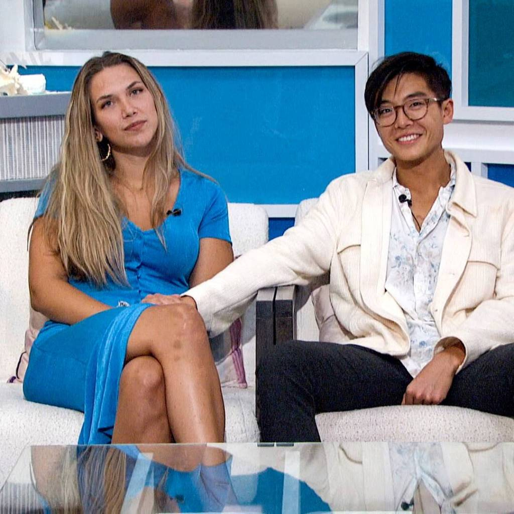 Big Brother's Derek Xiao and Claire Rehfuss Share New Details About Their Surprise Romance