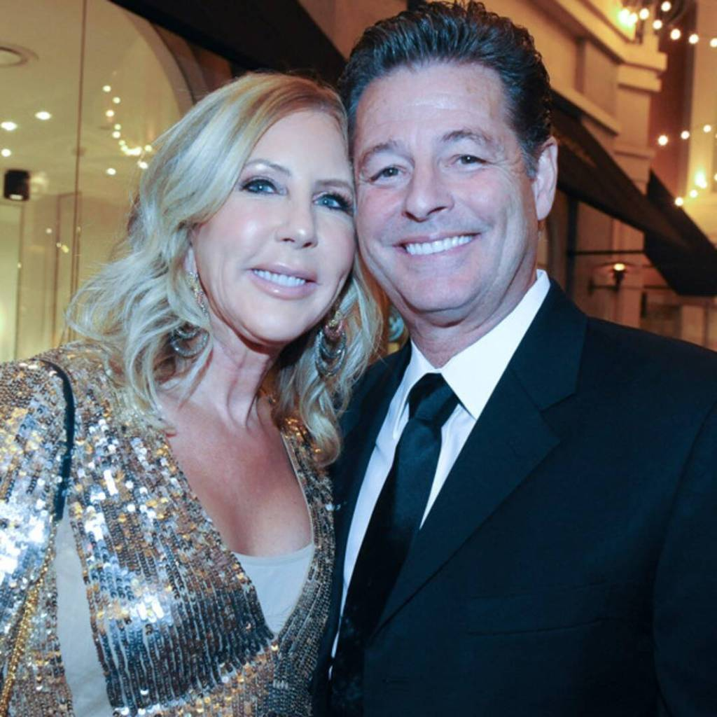 Real Housewives' Vicki Gunvalson Accuses Ex-Fiancé Steve Lodge of Cheating on Her