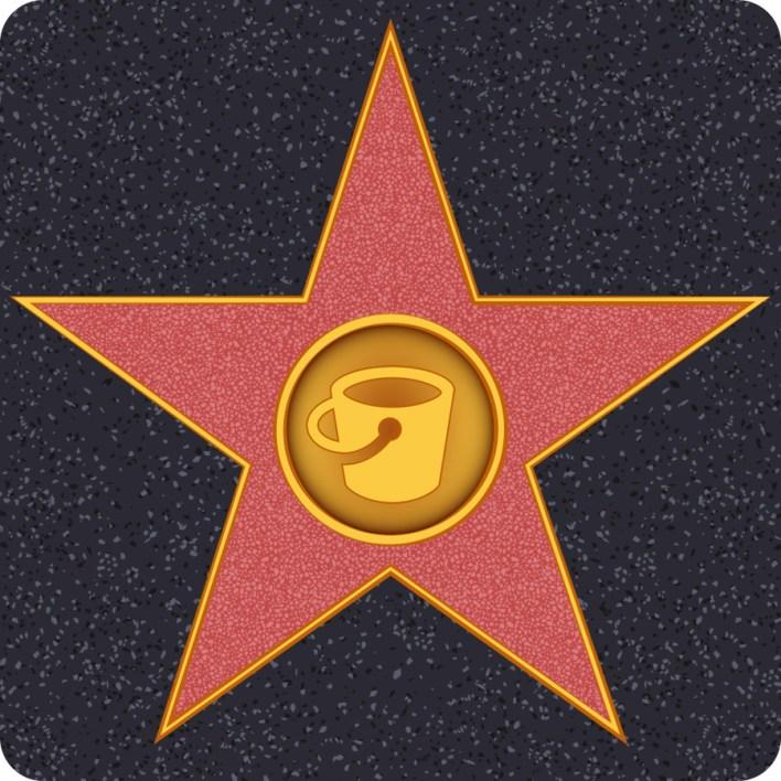 Gossip Bucket Celebrity iPhone App
