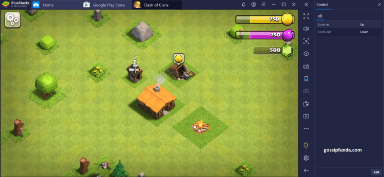 How to play android games on PC?: Playing in BlueStacks