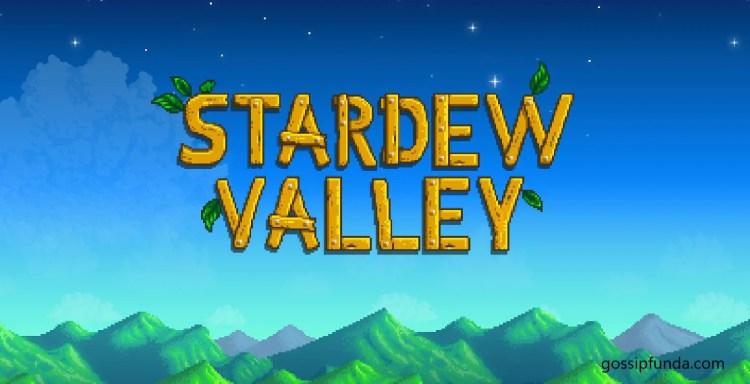 Stardew Valley Gameplay: Game analysis