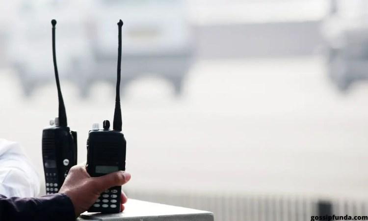 Motorola Walkie-Talkies