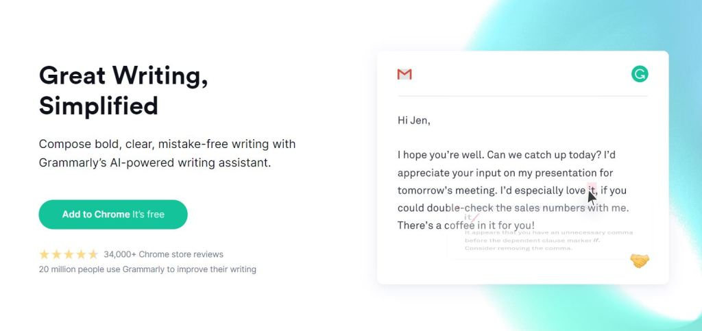 Taking the first step towards Grammarly Review
