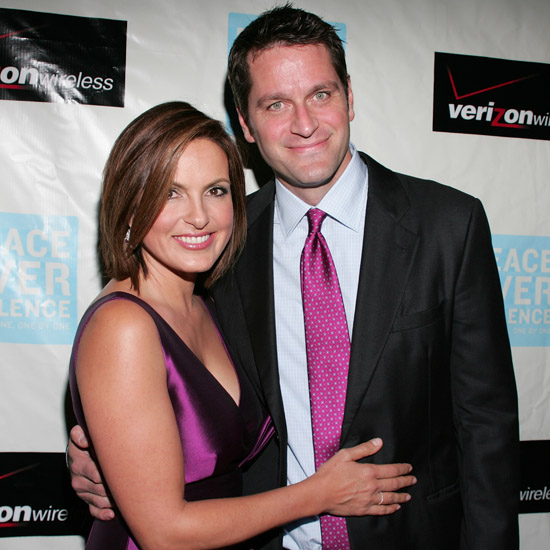 Image result for mariska hargitay, husband