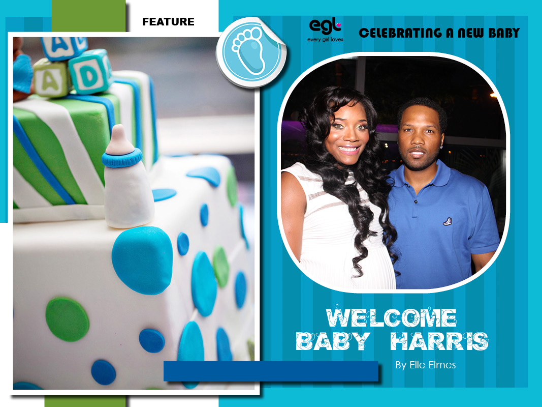 Yandy Smith Baby Shower Pictures