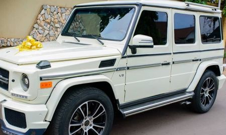 Female Blogger Buys Herself A Brabus