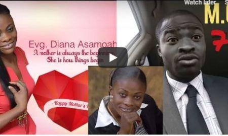Diana Asamoah is a Lesbian
