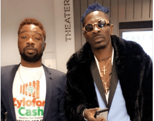 Image result for Ghanaian singer, Shatta wale mourns his friend, Junior, who died on his birthday
