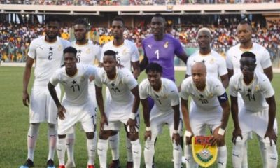 CAF Cancels 2021 AFCON Qualifiers Over Coronavirus ,2019 Black Stars Players And Their Beautiful Wives