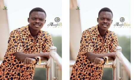 """Mr.Eventuarry, """"Eventuarry"""" Taxi Driver Gets A Clothing Deal With AnafoBisi Clothing"""