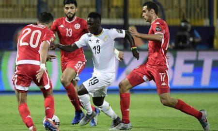 Ghana Tunisia Afcon Penalty