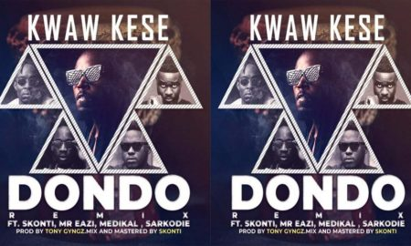 Kwaw Kese - Dondo Remix