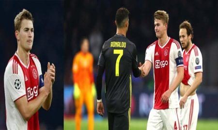 Juventus sign Matthijs de Ligt