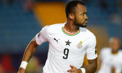 "AFCON 2019: ""I've worked hard and it's paying off"" – Jordan Ayew 3"
