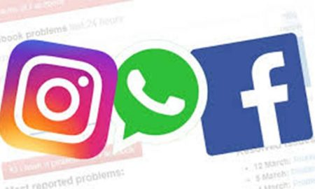 Instagram, WhatsApp, And Facebook Are down