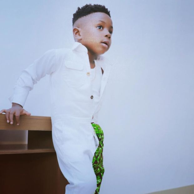 Shatta Wale's Son, Majesty
