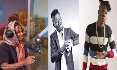 There Is No Dancehall Artiste In Ghana - Kelvyn Boy