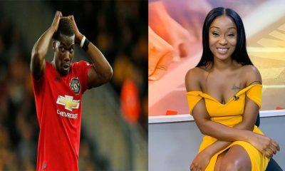 Efia Odo and Pogba