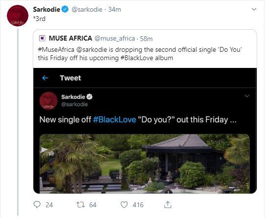 Sarkodie - Do you