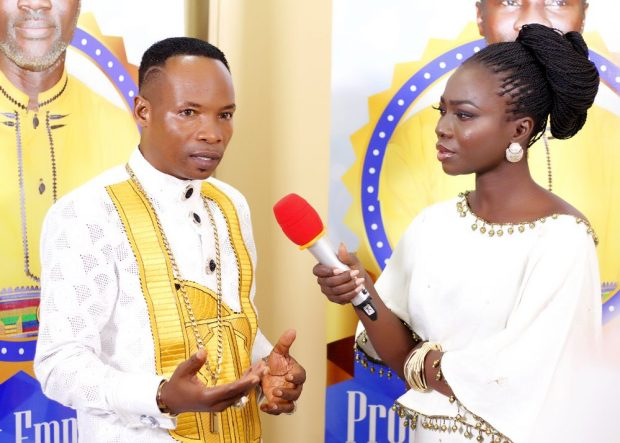 Meet Bishop Salifu Amoako, The Man Of God Who Takes Ghc5,000 Before Praying For People