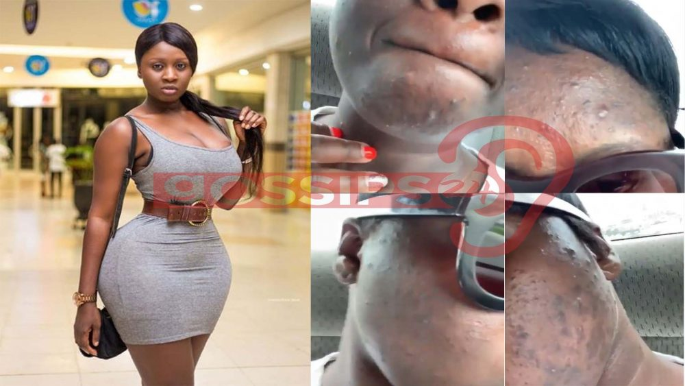 Princess Shyngle Looks Terrible Without Makeup (video)