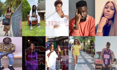 Most Popular Ghanaian Celebrities In 2019