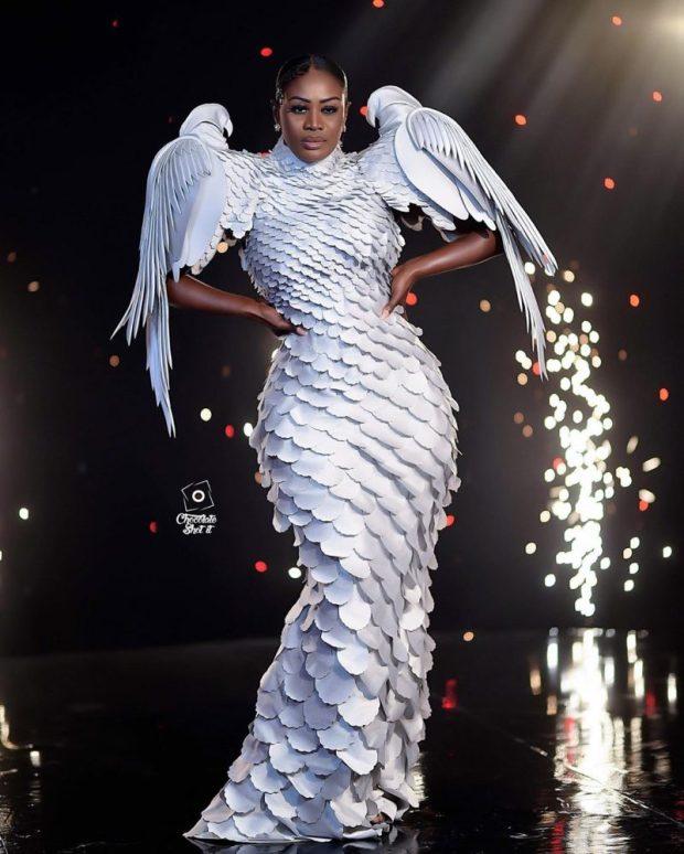 Nana Akua Addo Set Glitz Style Awards 2019 On Fire