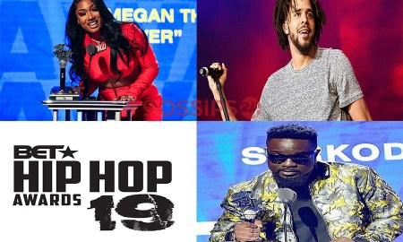 List Of Winners At BET Hip Hop Awards 2019