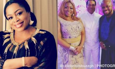 46-yr-old Gospel singer Sinach welcomes first child after 5 years of marriage 1