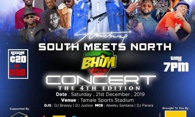 Watch Stonebwoy 2019 BHIM concert live