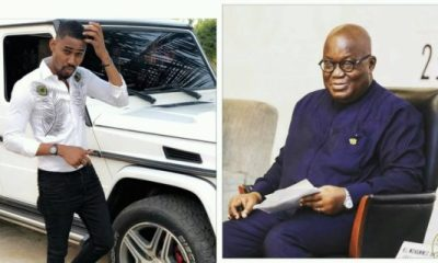 The only way Nana Addo can 2020 Elections is to take NAM1 as running mate – Ibrah One 5