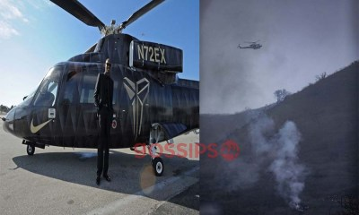 Video of how Kobe Bryant was killed in a helicopter crash