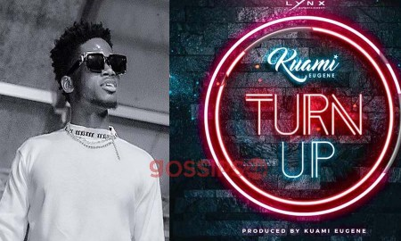 Kuami Eugene - Turn Up