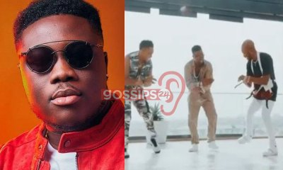 Kaywa stole the 'Dwe' song from me and gave it to Mr. Drew & Krymi – Kurl Songz alleges 8