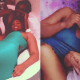 Video of L£sbians fondling each other's Bo0bs trends online (WATCH) 2
