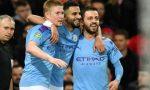Man City and Man United