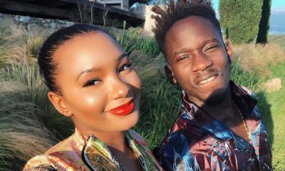 Billionaire Daughter Temi Otedola celebrates 3 years of dating Mr Eazi with a Loved-Up photo 15