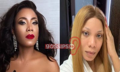 No 'Make-Up' Photo of Actress Zynnell Zuh looking like an 'Albino' trends online 3