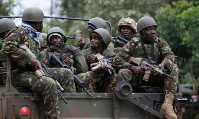 Military men are serial womanizers – Lady cautions women 3