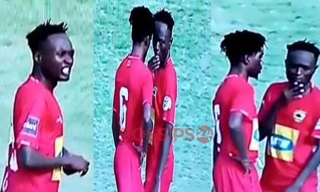 Kotoko and Aduana Stars juju