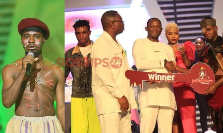 Optional King winner of TV3 Mentor Reloaded